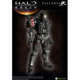 Figura Halo Reach Play Arts Kai Vol. 1  Emile 23 cm Square-Enix