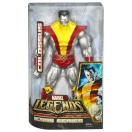Figura Colossus X-Men Marvel Legends Icons Serie 1 2009 30 cm