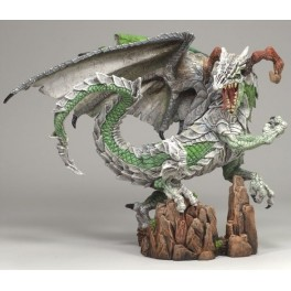 Figura Warrior Clan Dragon Mcfarlane Dragons Serie 7 18 cm Mcfarlane