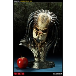 Figura Busto Predator Bust Legendary Scale 42 cm Sideshow Collectibles Limited Edition