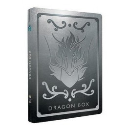 DVD Saint Seiya Dragon Box