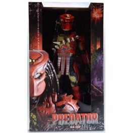 Figura Big Red Predator Predators Serie 3 Action figure 1/4 49 cm Neca