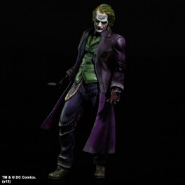 Figura Joker Batman The Dark Knight Trilogy Play Arts Kai 24 cm Square-Enix