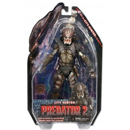 Figura City Hunter Predator 2 Serie 4 Action figure 18 cm Neca