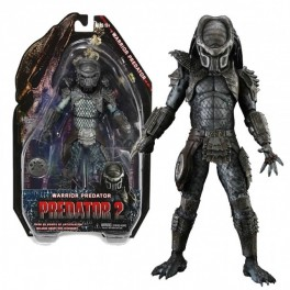 Figura Warrior Predator 2 Serie 6 Action figure 18 cm Neca