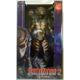 Figura Masked City Hunter Predator 2 Serie 1 Action figure 1/4 55 cm Limited Edition Neca