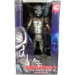 Figura Warrior Predator 2 Serie 1 Action figure 1/4 55 cm Limited Edition Neca