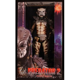 Figura Guardian Predator 2 Serie 2 Action figure 1/4 51 cm Neca Limited Edition a 5000 Unids.