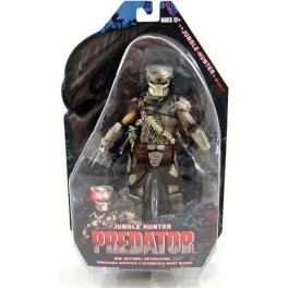 Figura Masked Jungle Hunter Predator Serie 8 Action figure 25th Anniversary 18 cm Neca
