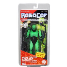 Figura Robocop Night Fighter Glow in the Dark Action figure 18 cm Neca