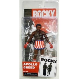 Figura Apollo Creed Rocky II Serie 1 Action figure 18 cm Neca