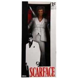 Figura Tony Montana 18-Inch Scarface Action figure Mit Sound 45 cm Neca