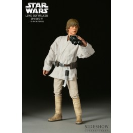 Figura Luke Skywalker Star Wars Episode IV Action figure 30 cm Sideshow Collectibles