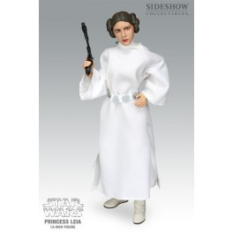 Figura Princesa Leia Star Wars Action figure 30 cm Sideshow Collectibles