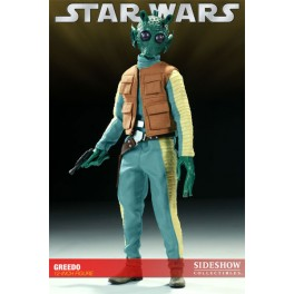 Figura Greedo Star Wars Action figure 1/6 30 cm Sideshow Collectibles