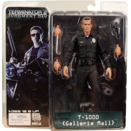 Figura T-1000 Galleria Mall Terminator 2 Action figure 18 cm Neca