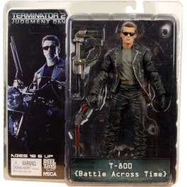 Figura T-800 Battle Across Time Terminator 2 Action figure 18 cm Neca