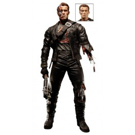 Figura T-800 Battle Damaged Terminator 2 Action figure 1/6 30 cm Neca