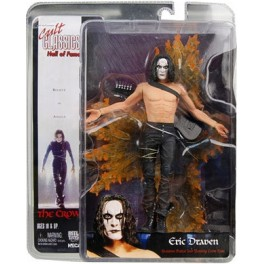 Figura Eric Draven El Cuervo Cult Classics The Crow Hall of Fame Serie 3 Action figure 18 cm Neca