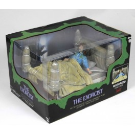 Figura Regan Possessed El Exorcista Deluxe Boxed Set Action figure 18 cm Neca