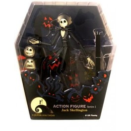 Figura Jack Skellington pesadilla  antes de Navidad Serie 1 Action figure 18 cm Jun Planning
