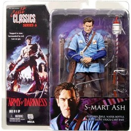 Figura S-Mart Ash Army of Darkness Cult Classics Serie 6 Action figure 18 cm Neca