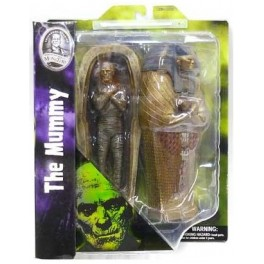 Figura La momia Universal Monsters Select Action figure 18 cm Diamond Select