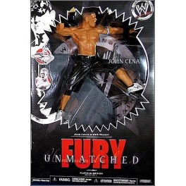 Figura John Cena Legends of Pressing Catch Fury Unmatched 20 cm