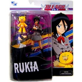 Figura Rukia Bleach Action figure 16 cm Toynami