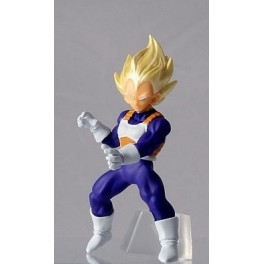 Figura Vegeta Super Saiyan Dragon Ball Z Maxi Collection HG-11 6cms