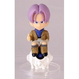 Figura Trunks Pequeño Dragon Ball GT Charapucchi 1 8cms