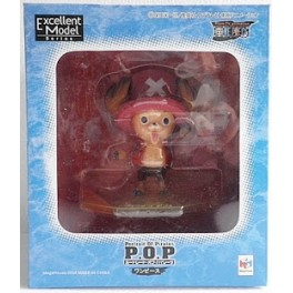 Figura Tony Chopper  One Piece P.O.P. NEO PVC Escala 1/8. 11 cm Banpresto