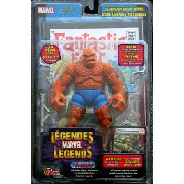 Figura La Cosa Los 4 Fantasticos Action figure 18 cm Marvel Legends