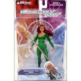 Figura Mera Aquaman Brightest Day Serie 2 Action figure 18cms DC Direct