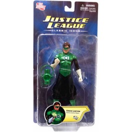 Figura Green Lantern JLA Classic Icons Serie 1 Action figure 18cms DC Direct