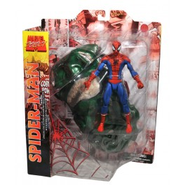 Figura Spider-Man Marvel Select Action figure Classic 18 cm Diamond Select