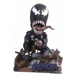 Figura Venom Spider-Man Marvel Headknocker 18 cm