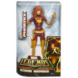 Figura Dark Phoenix X-Men Marvel Legends Icons Serie 1 2009 30 cm
