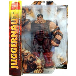 Figura Juggernaut Unmasked X-Men Marvel Select Action figure 24 cm Diamond Select