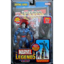 Figura Mr Siniestro Marvel Legends Action figure 16 cm