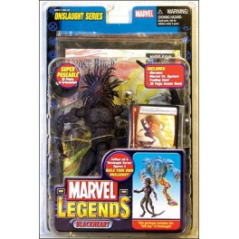 Figura Black Heart Marvel Legends Action figure 16 cm