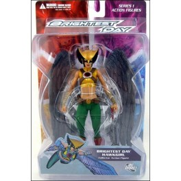 Figura Hawkgirl Brightest Day Serie 1 Action figure 18 cm DC Direct