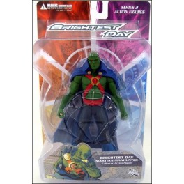 Figura Martian Manhunter Brightest Day Serie 2 Action figure 18 cm DC Direct