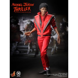 Figura Michael Jackson Thriller Collectible figure 30cms Hot Toys