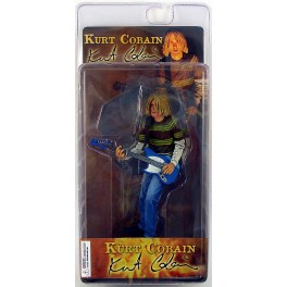 Figura Kurt Cobain Nirvana (Smells Like Teen Spirit) Action figure 18cms Neca