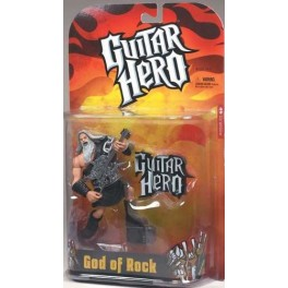 Figura God of Rock Guitar Hero Serie 1 Action figure 14 cm Mcfarlane
