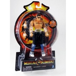 Figura Johnny Cage Mortal Kombat 9 Action figure 15 cm Jazwares