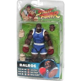 Figura Balrog Street Figther Serie 3 Action figure 18 cm Sota Toys