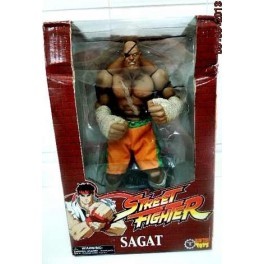 Figura Sagat Street Fighter Exclusive Action figure 28 cm Sota Toys