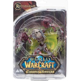 Figura Scourge Ghoul Rottingham World of Warcraft Series 5 Action figure 18 cm DC Unlimited